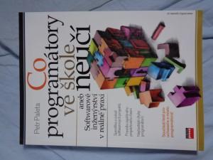 náhled knihy - Co programátory ve škole neučí, aneb, Softwarové inženýrství v reálné praxi