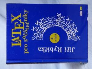 náhled knihy - LATEX pro začátečníky