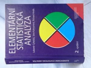 náhled knihy - Elementární statistická analýza
