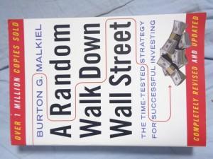 náhled knihy - A random walk down Wall Street