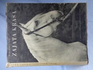 náhled knihy - Zajatá krása : Soubor obr. ze života koně, mlčenlivého přítele člověka