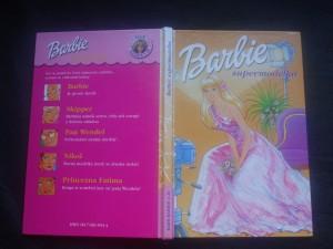 náhled knihy - Barbie supermodelka