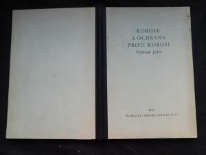 náhled knihy - Korose a ochrana proti korosi : Sborník vybraných prací Výzkum. úst. ochrany materiálu za rok 1951 : Určeno výzkum. pracovníkům i praktikům