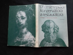 náhled knihy - Chemie v práci konzervátora a restaurátora