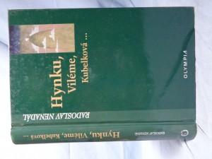 náhled knihy - Hynku, Viléme, Kubelková...