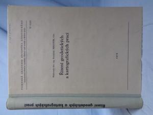 náhled knihy - Řízení geodetických a kartografických prací : Učebnice