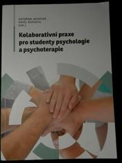 náhled knihy - Kolaborativní praxe pro studenty psychologie