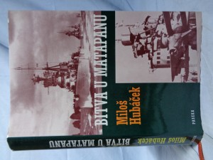 náhled knihy - Bitva u Matapanu