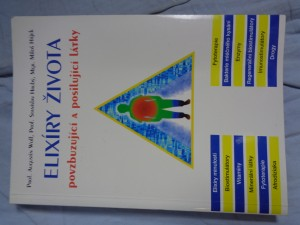 náhled knihy - Elixíry života