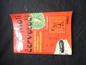 náhled knihy - Moli, červotoči a jiní škůdci materiálů v domácnostech, skladech a chalupách