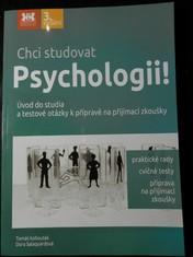 náhled knihy - Chci studovat psychologii! : úvod do studia a testové otázky k přípravě na přijímací zkoušky