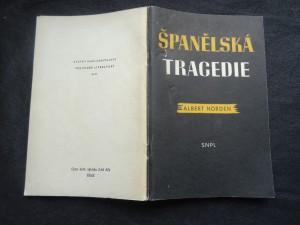 náhled knihy - Španělská tragedie
