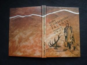 náhled knihy - lovy u východního průsmyku