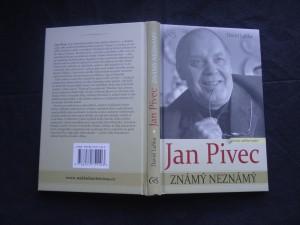 náhled knihy - Jan Pivec - známý neznámý