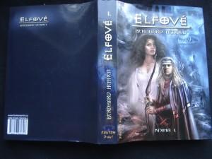 náhled knihy - Elfové, kniha 1