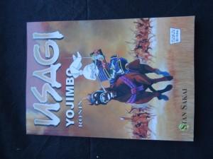 náhled knihy - Usagi Yojimbo. Ronin