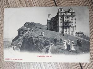 náhled knihy - Rigi-Kulm (1800 m) 3959