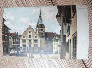 náhled knihy - ZUG. Kolinplatz.