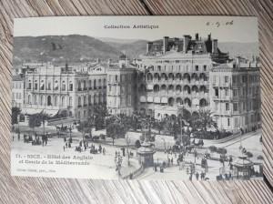 náhled knihy - Collection Artistique 71. - NICE. - Hotel des Anglais et Cercle de la Méditerranée