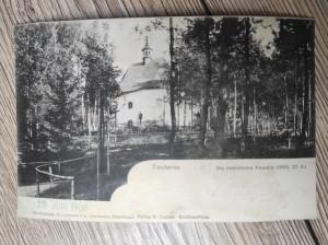 náhled knihy - Trautenau Die historische Kapelle (1866, 27. 6.)
