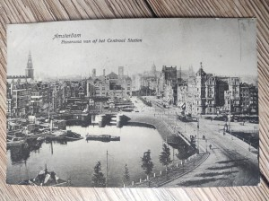 náhled knihy - Amsterdam Panorama can af het Centraal Station