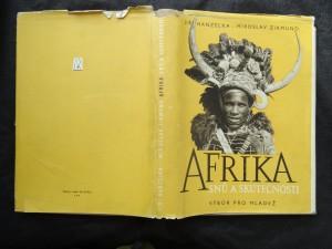 náhled knihy - Afrika snů a skutečnosti : výbor pro mládež