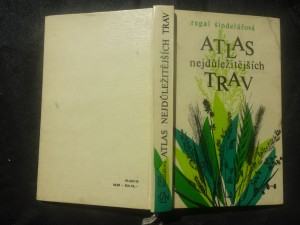 náhled knihy - Atlas nejdůležitějších trav