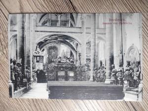 náhled knihy - Innsbruck. Inneres der Hofkirche.
