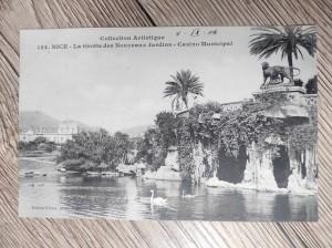 náhled knihy - Collection Artistique A54. - NICE. - La Grotte des Nouveaux Jardins - Casino Municipal
