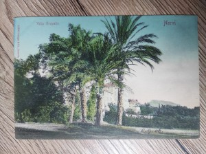 náhled knihy - Nervi - Villa Gropallo