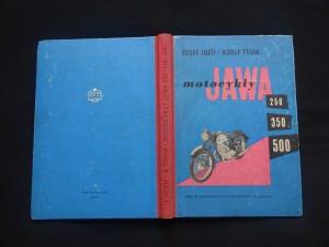 náhled knihy - Motocykly Jawa 250, 350 a 500