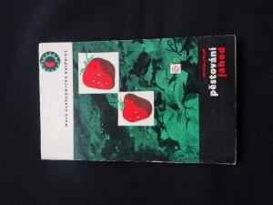 náhled knihy - Pěstování jahod