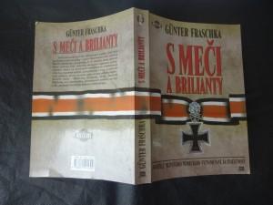 náhled knihy - S Meči a Brilianty : nositelé nejvyššího německého vyznamenání za statečnost