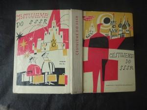 náhled knihy - Cestujeme do SSSR