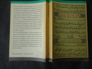 náhled knihy - Der Koran : Einführung, Texte, Erläuterungen