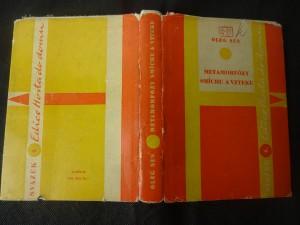 náhled knihy - Metamorfózy smíchu a vzteku