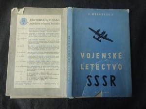 náhled knihy - Vojenské letectvo SSSR