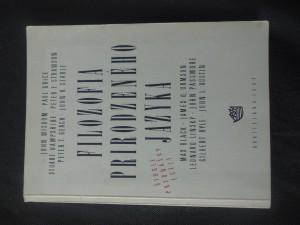 náhled knihy - Filozofia prirodzeného jazyka