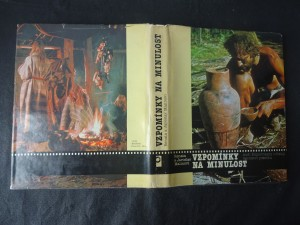 náhled knihy - Vzpomínky na minulost, aneb, Experimenty odhalují tajemství pravěku