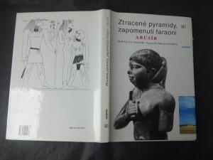náhled knihy - Ztracené pyramidy, zapomenutí faraoni : Abúsír