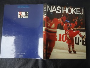 náhled knihy - Náš hokej : [fot. publikace]