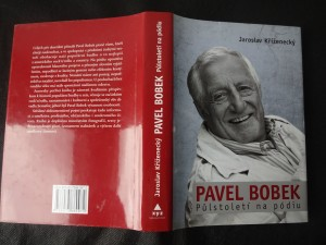náhled knihy - Pavel Bobek : půlstoletí na pódiu