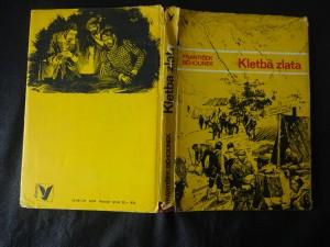 náhled knihy - Kletba zlata