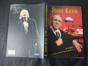 náhled knihy - Josef Kemr o sobě : (...slavní o českém Donu Quijotovi)