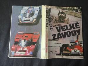 náhled knihy - Velké závody