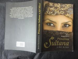 náhled knihy - Princezna Sultana a její blízcí