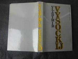 náhled knihy - Vladimír Vysockij : sborník z básníkových věršů a úvah o jeho tvorbě