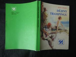náhled knihy - Dějiny trampingu