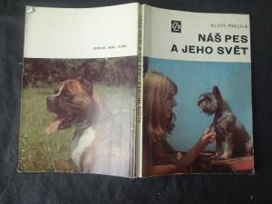 náhled knihy - Náš pes a jeho svět