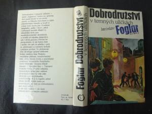 náhled knihy - Dobrodružství v temných uličkách